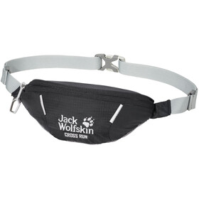 Jack Wolfskin Cross Run Sacoche de ceinture, black